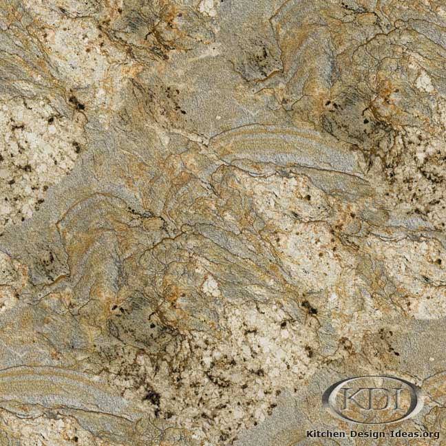 Golden Aurora Granite