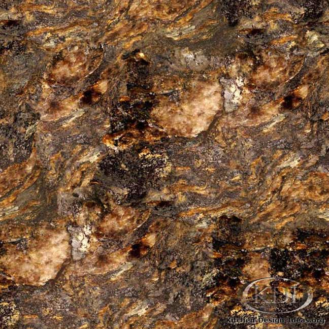 Golden Eclipse Granite