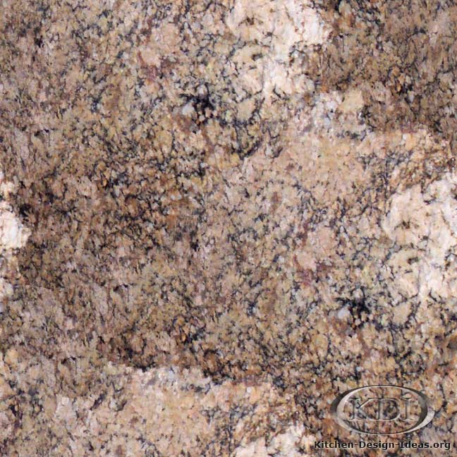Golden Fantasy Granite