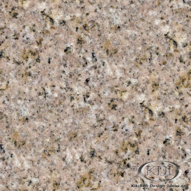 Golden Garnet Granite
