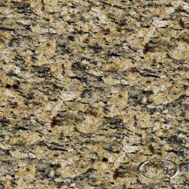 Golden King Granite