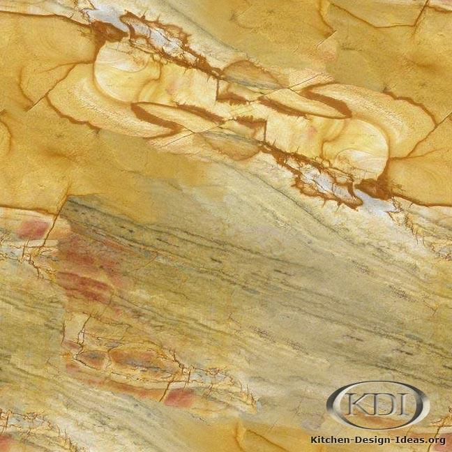 Golden Macauba Granite