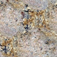 Golden Melody Granite Leather