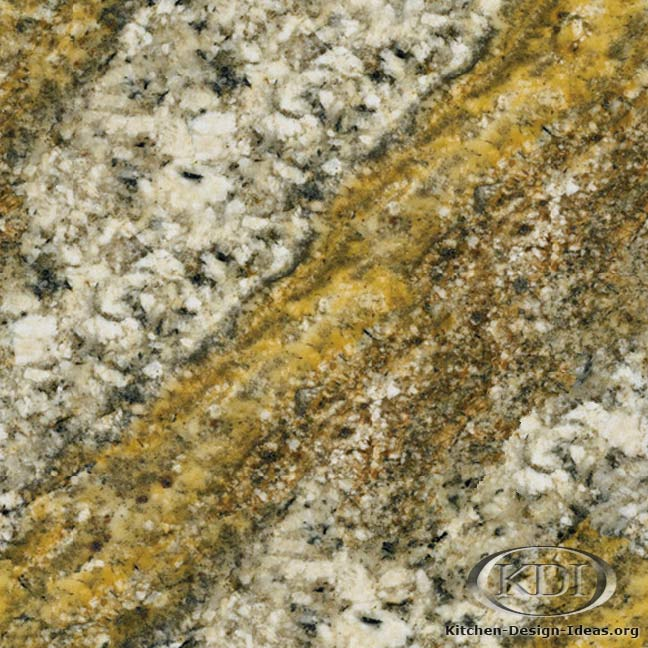 Golden Ray Granite