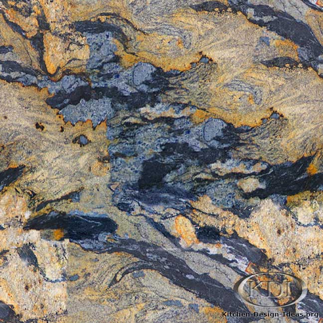 Golden Spectrus Granite