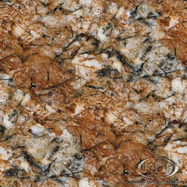 Golden Summer Granite