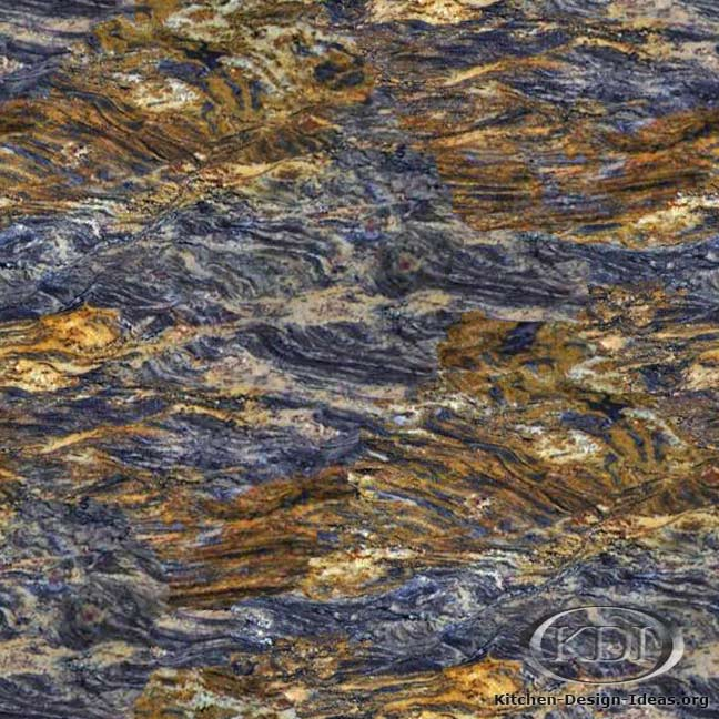 Blue Pearl Granite Kitchen Color Schemes