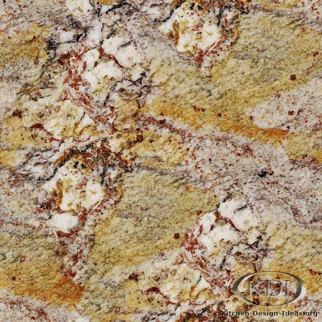 Golden Typhoon Granite