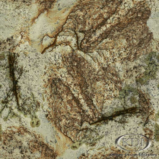 Golden Wood Granite