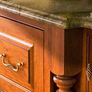 Granite Edge Details