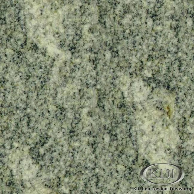 Green Multicolor Granite