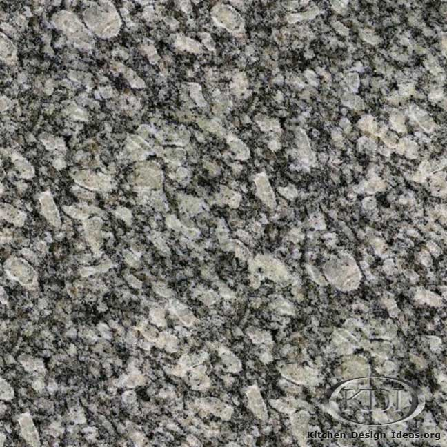 Grey Pearl Granite - Kitchen Countertop Ideas