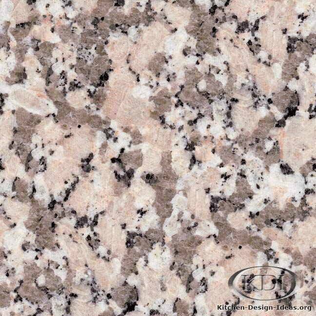 Grey Rose Granite