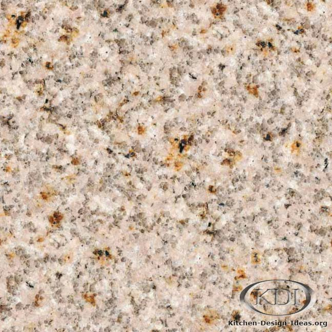 Harvest Gold Granite