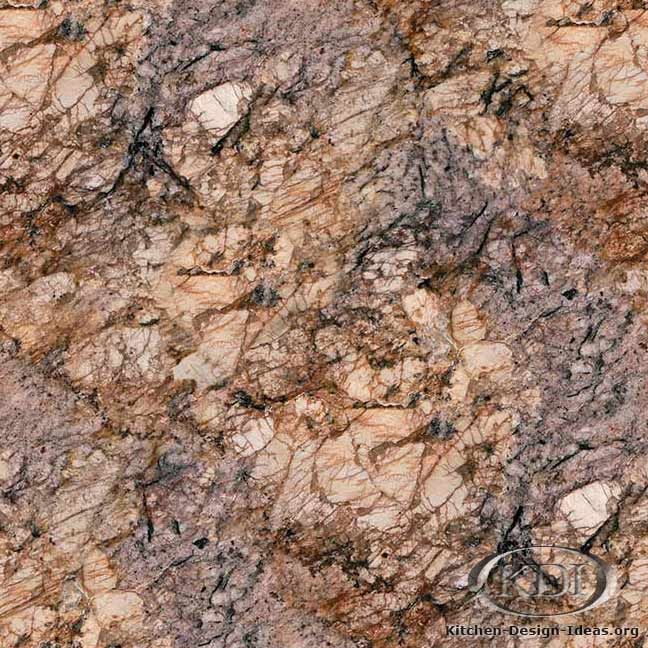 Hawaiian Bordeaux Granite