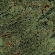 Hawaiian Green Granite
