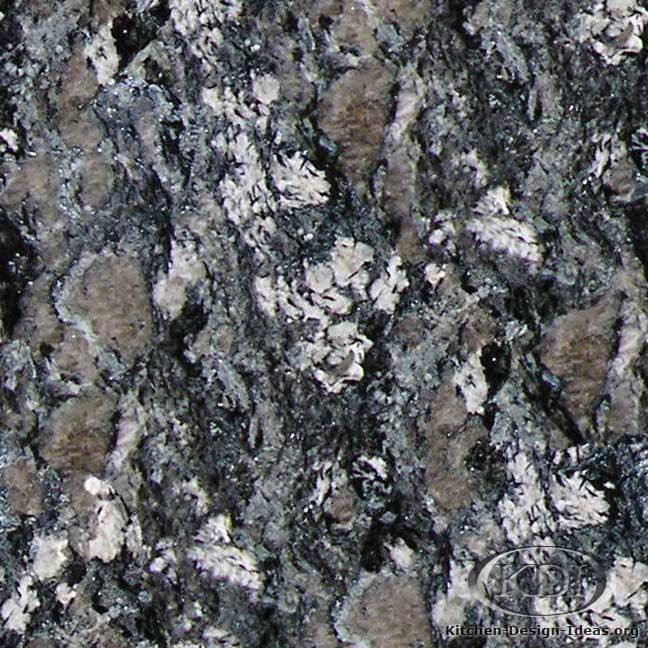 Ibere Mari Blue Granite Leather