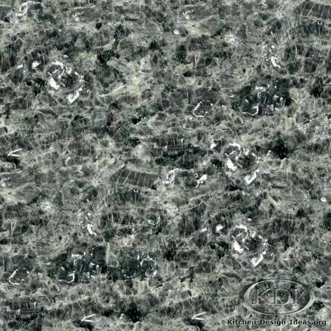 Ice Flower Blue Granite