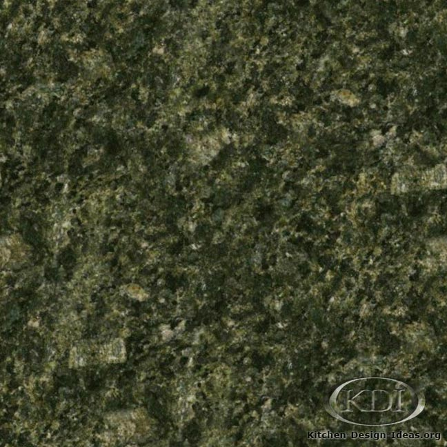 Ice Flower Green Granite