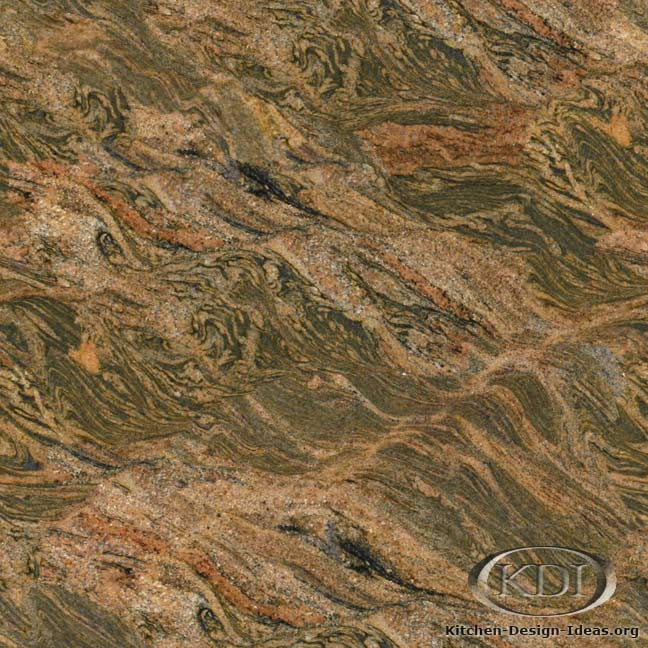 Indian Juparana Gold Granite