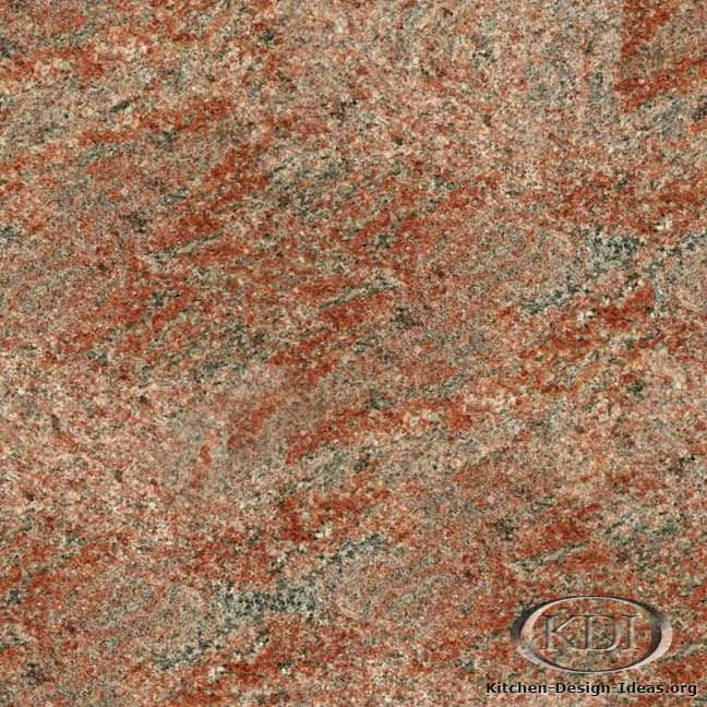 Jacaranda Red Granite