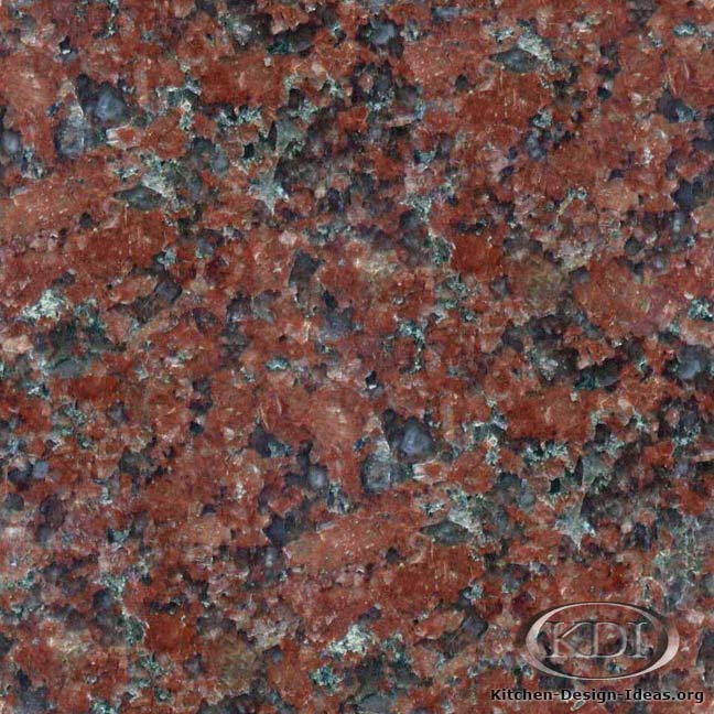 Red Galaxy Granite : Jhansi red granite