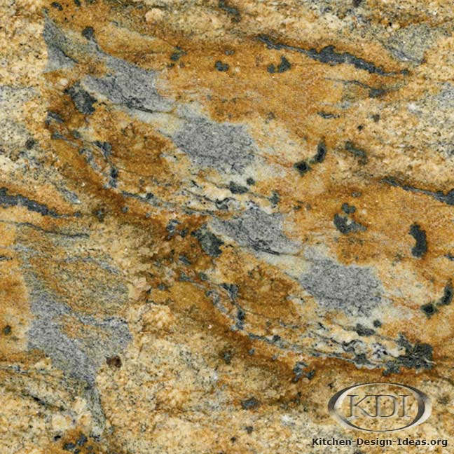 Juparana Golden Wave Granite