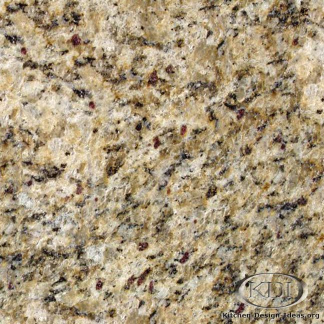 Juparana Santa Cecilia Granite Kitchen Countertop Ideas