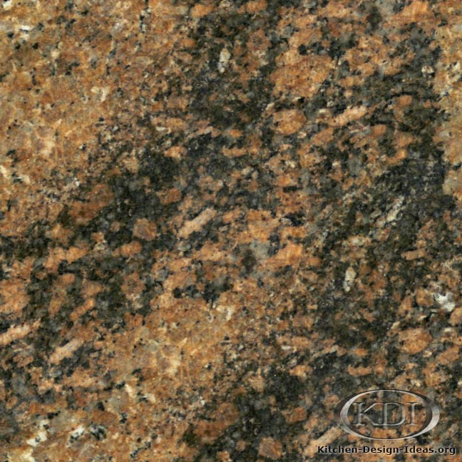 Key West Gold Granite