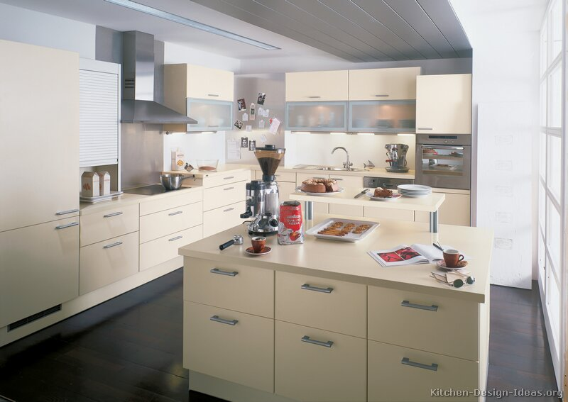 of Kitchens   Modern   Cream   Antique White Kitchens  Page 2
