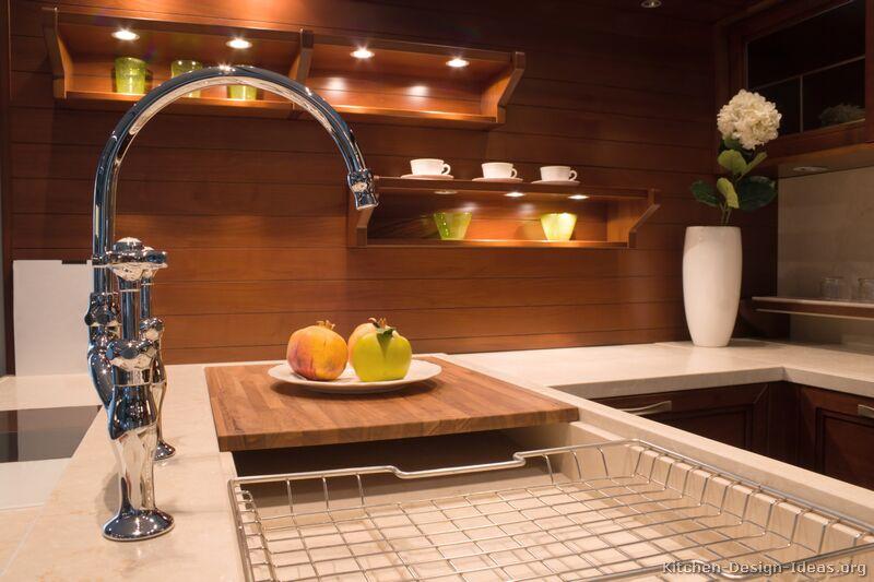 Kitchen Backsplash Ideas - Materials, Designs, and Pictures