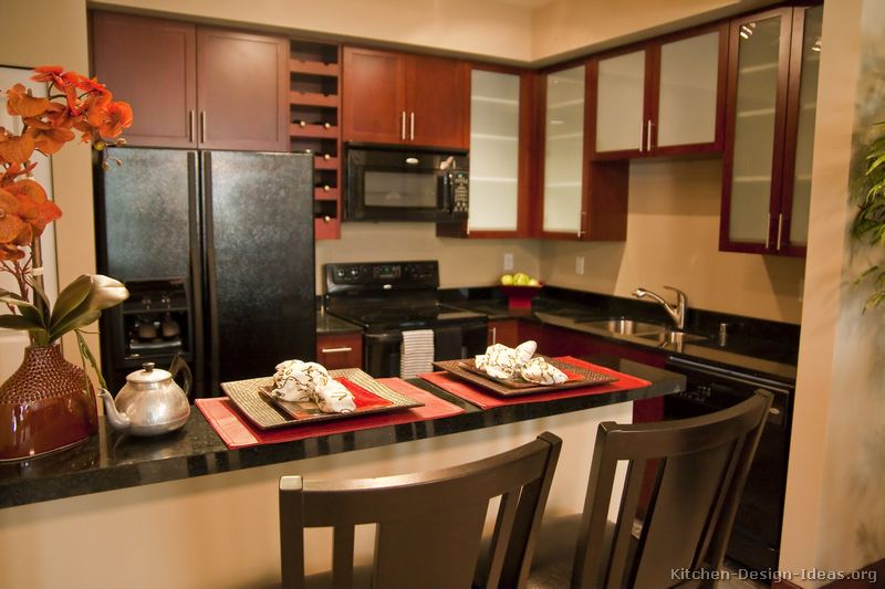 Asian kitchen design inspiration kitchen cabinet styles for Japanese kitchen designs
