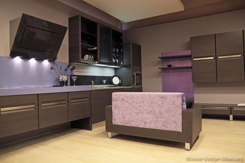 Pictures of Kitchens  Modern  Dark Wood Kitchens (Page 2)