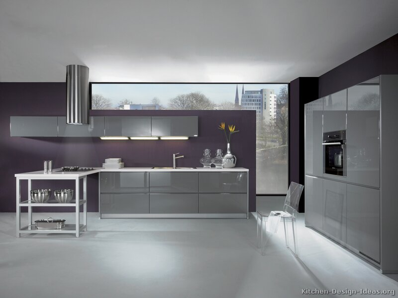 Perfect Modern Gray Kitchen Cabinets 800 x 600 · 49 kB · jpeg