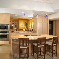 Modern Light Wood Kitchens