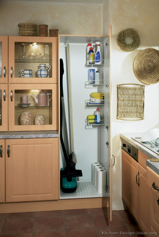 Wonderful Wood Broom Closet Cabinet 539 x 800 · 74 kB · jpeg