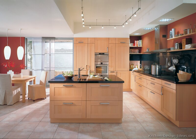 Modern Light Wood Kitchen Cabinets - Pictures & Design Ideas on kitchen cabinets for small kitchens, yellow kitchen paint color ideas, kitchen cabinet paint color palette, kitchen color scheme, kitchen backsplash ideas with white cabinets, country kitchen wall color ideas, kitchen color combination idea, modern kitchen color ideas, small kitchen color ideas, kitchen colors for small kitchens, kitchen coffee decor curtains, kitchen cabinets and wall color,