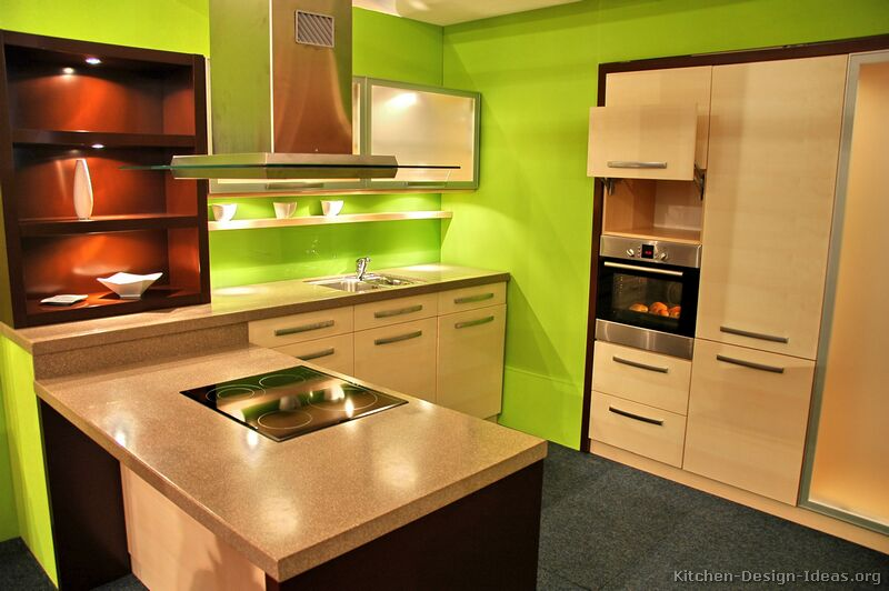 Modern Monday Kitchen Of The Day Lime Pop