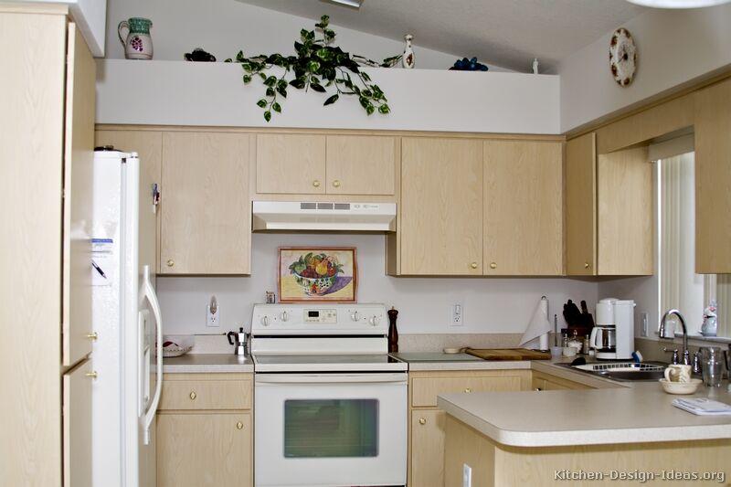 37 Modern Light Wood Kitchen