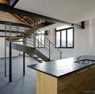 Modern Light Wood Kitchen
