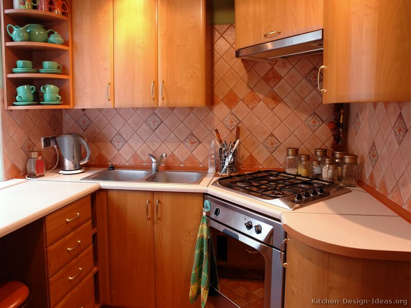 Kitchen Ideas For Medium Kitchens Pictures Of Kitchens