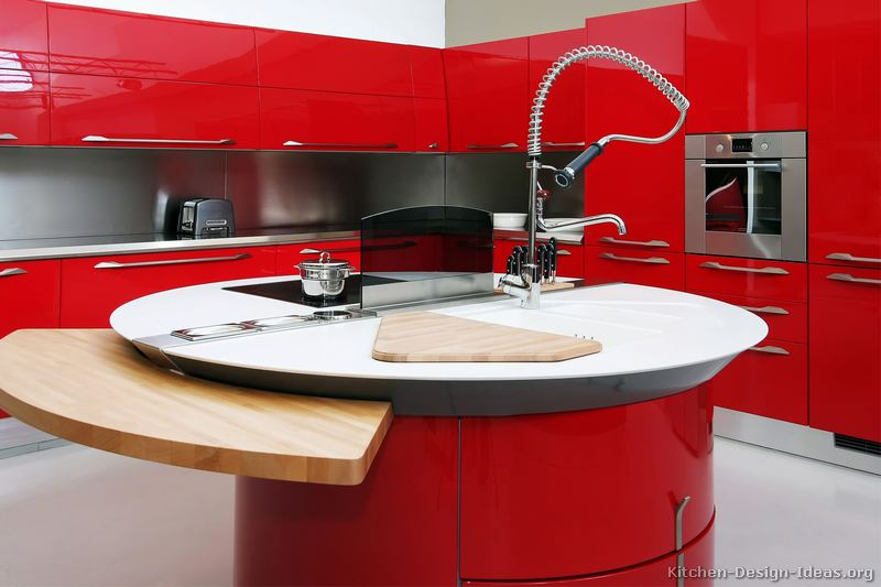 Magnificent Red Kitchen Cabinets 800 x 533 · 50 kB · jpeg