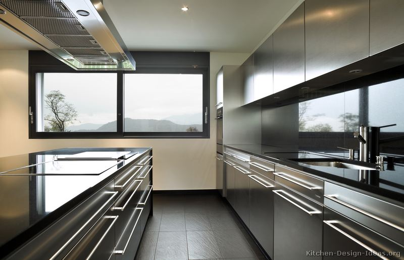 Stunning Stainless Steel Kitchen Cabinets 800 x 515 · 60 kB · jpeg