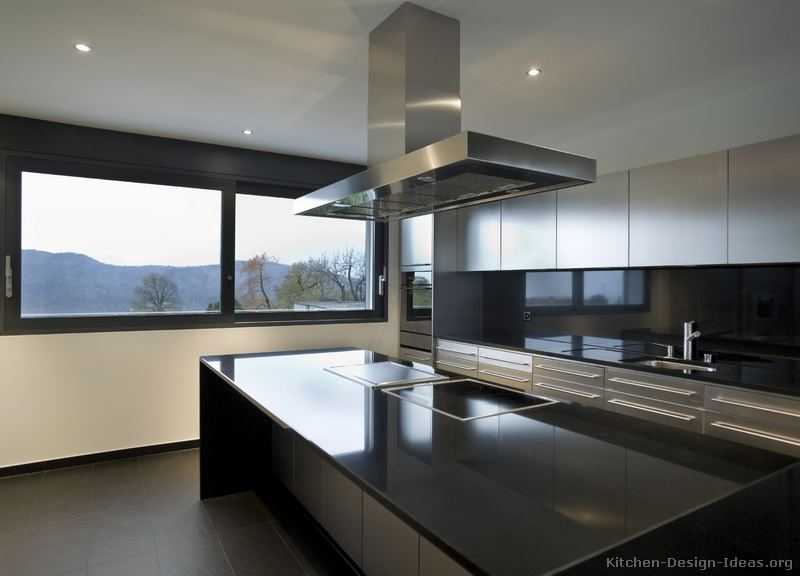 Modern Stainless Steel Kitchen Cabinets (4 of 4)