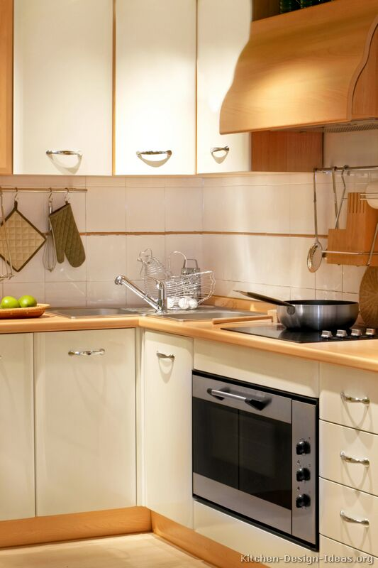 pictures of kitchens modern two tone kitchen cabinets kitchen 4