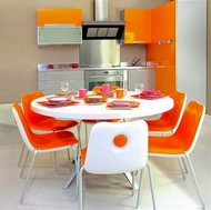 Retro Kitchen Design