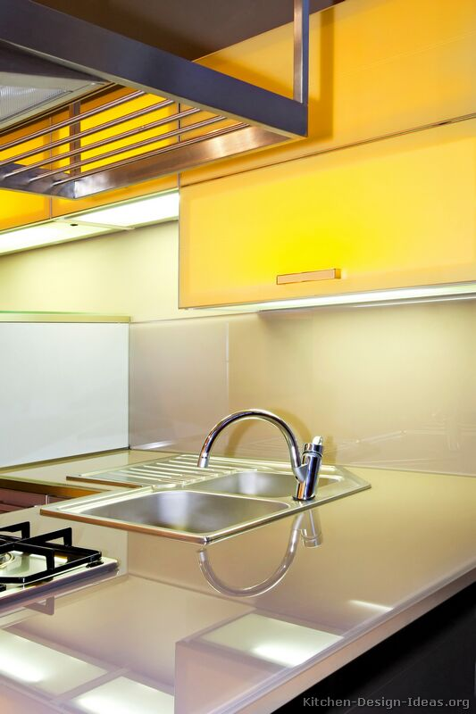 Pictures Of Kitchens Modern Two Tone Kitchen Cabinets Kitchen 28