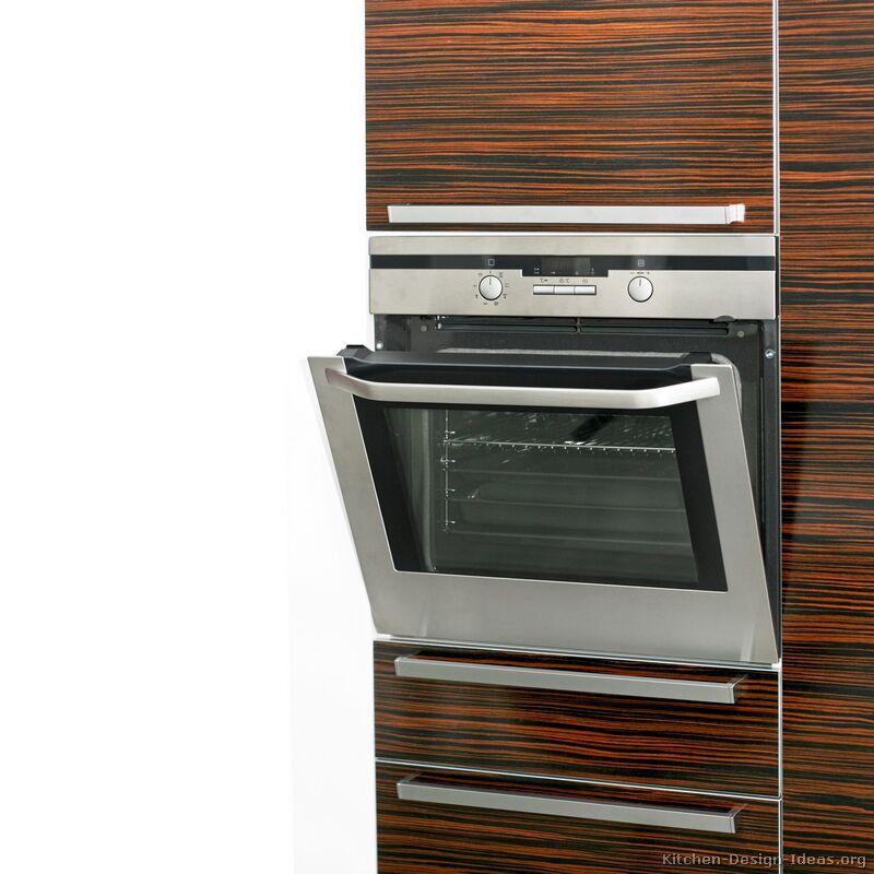 of Kitchens  Modern  Two Tone Kitchen Cabinets (Kitchen #32