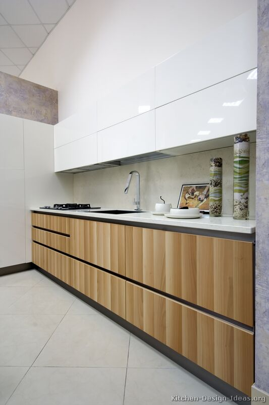 Stunning Modern White Kitchen Cabinets with Wood 533 x 800 · 44 kB · jpeg