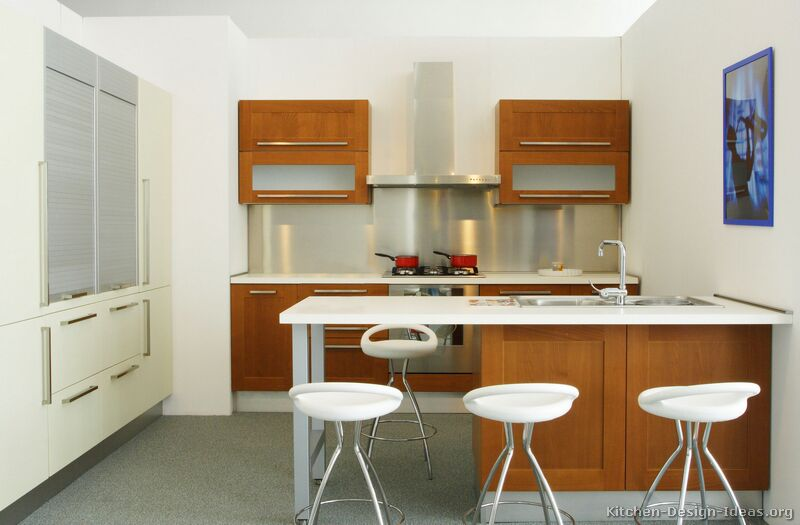 Google image result for - Kitchen peninsula designs with seating ...